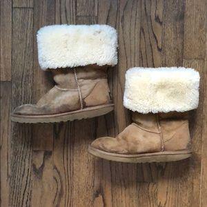 ugg chestnut boots
